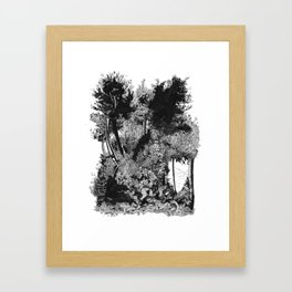 St. George Framed Art Print