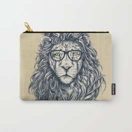 lion sketch Carry-All Pouch
