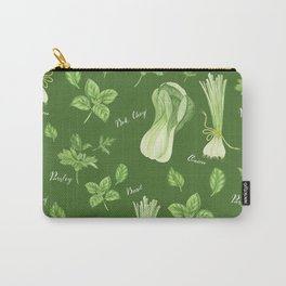 Green vegetables Carry-All Pouch