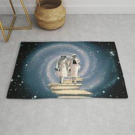 Leaving the Milky Way Rug