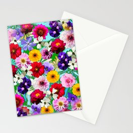 Garden in Bloom Stationery Cards