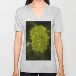 In the forest #7 Unisex V-Neck