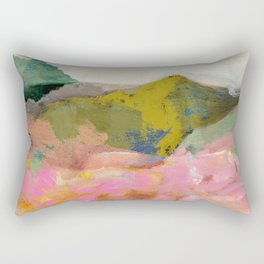 summer landscape Rectangular Pillow