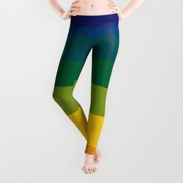 Rainbow Diamond Leggings
