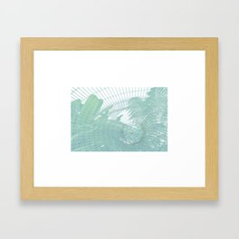 bota love Framed Art Print