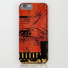ANALOG ZINE / BETTER GIT IT IN YOUR SOUL Slim Case iPhone 6s