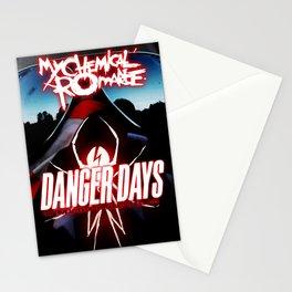 my chemical romance danger days 2019 udahbaun Stationery Cards