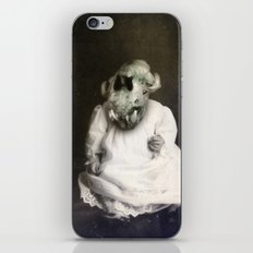 Aleister iPhone & iPod Skin