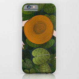 HAT iPhone Case