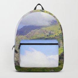 beautiful nature Backpack