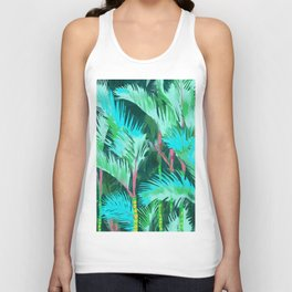 Palm Forest Unisex Tank Top
