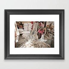 The Ropemaker Framed Art Print