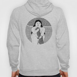 Botero - Woman in bath Hoody