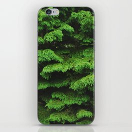 Greenery I iPhone Skin