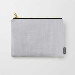Linen Gray, Solid Collection Carry-All Pouch