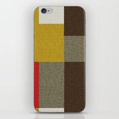 MCM Bitossi Puzzle iPhone Skin