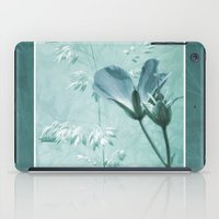 bill iPad Cases featuring crane's bill  by PaulaPanther