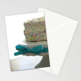 Birthday Cake Stationery Cards