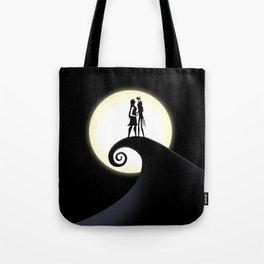 Jack Skellington & Sally Tote Bag