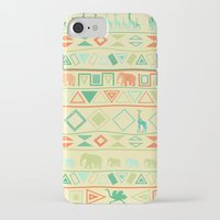 tribal iPhone & iPod Cases featuring Tribal by Sunshine Inspired Designs