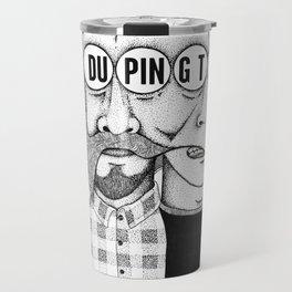 duping.the.public A-side Travel Mug