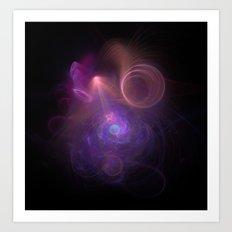 Fractal 1 Art Print