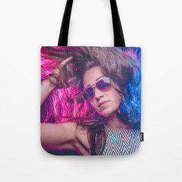 disco feelin Tote Bag