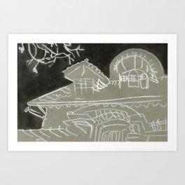 3220 Karnes KCMO II Art Print