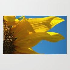 sunflower. Rug