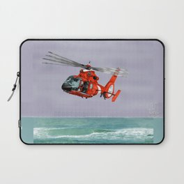 DOLPHIN RESCUE Laptop Sleeve