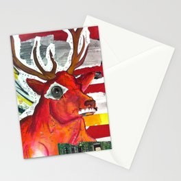 A New Type of Hunt Stationery Cards