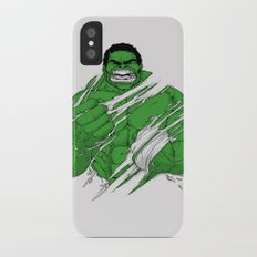 You Won't Like Me When I'm Angry! Slim Case iPhone X