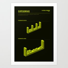 The LATERAL THINKING Project - Categorías Art Print
