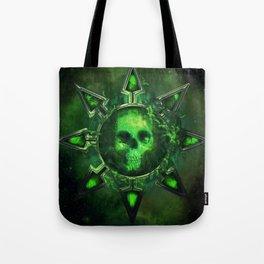 Chaos Icon - Nurgle Tote Bag