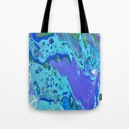 Colors By The Sea Tote Bag