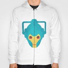 Colorful Cyberman Doctor Who Hoody