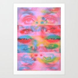 Ayntime Anywhere Art Print