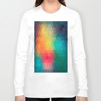 labyrinth Long Sleeve T-shirts featuring Labyrinth by sophtunes