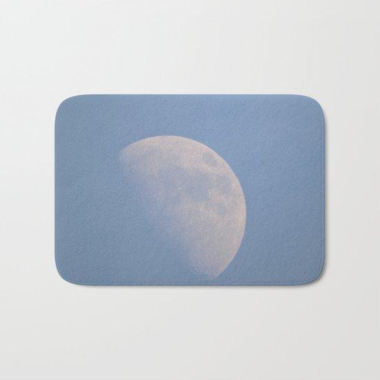 January Half Moon Bath Mat