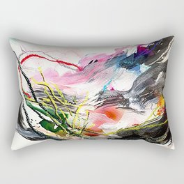 Day 58: Beauty and variety could not exist without peculiarity. Rectangular Pillow