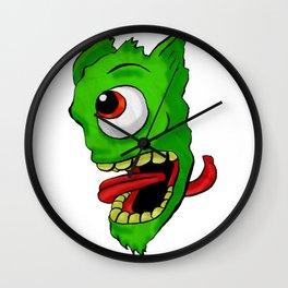 Heads Up! Wall Clock