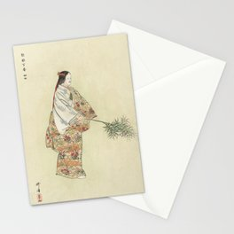 Japanese Art, 1920s Stationery Cards
