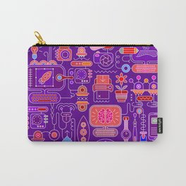 Graphic Design Process Carry-All Pouch