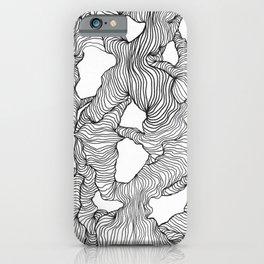 Reticulated iPhone Case