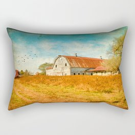 Peaceful Day's Rectangular Pillow