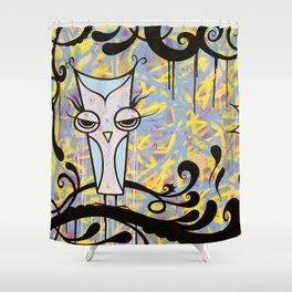 Return To Me Shower Curtain
