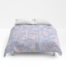 Rose Quartz and Serenity Blue 4644 Comforters