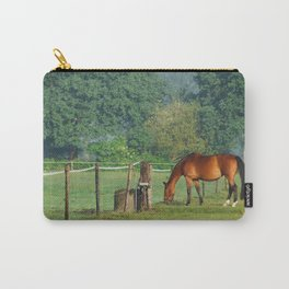 Village Morning Carry-All Pouch