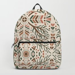 Beautiful Landscapes Scenery delicate Pattern II Backpack