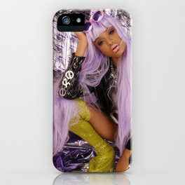 Barbarella IIII iPhone Case